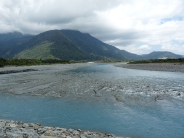 Un pays d'eau et de rivières