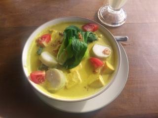 Repas indonésien