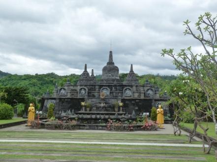 Le temple - là où je me sens chez moi
